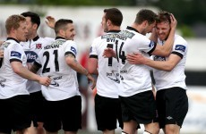 Clinical Dundalk knock holders Sligo out of FAI Cup