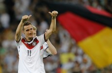 All the highlights as Germany hit Armenia for six