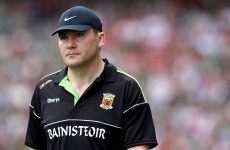 'There is always going to be flak' - James Horan on social media and Mayo supporters