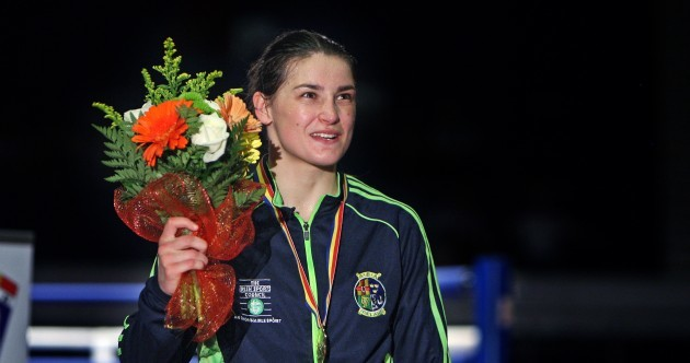 Gold medal joy for Katie Taylor at European Boxing Championships