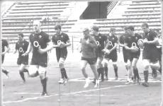 IRFU pay homage to Pathé with bizarre, vintage newsreel video