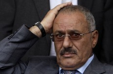 Yemeni president's face was 'quite charred' after attack on presidential palace