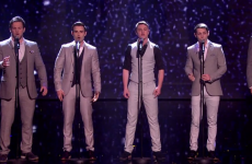 Les Miserables boyband win Britain's Got Talent and almost make Simon cry