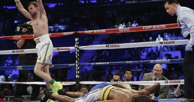 Andy Lee scores devastating KO win at Madison Square Garden