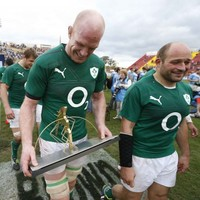 They already have a trophy but Paul O'Connell eager to wrap up Argentinean series win