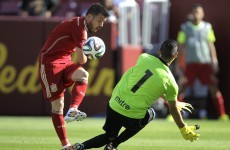 Spain record final World Cup warm-up win despite Fabregas' awful penalty miss
