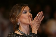 Sarah Jessica Parker donates her handbag to charity... in Killybegs, Co Donegal