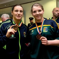 In pics: Gold medal-winning Katie Taylor and the rest of the Irish squad's homecoming