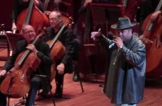 Sir Mix-A-Lot performed Baby Got Back with an orchestra and it was wonderful