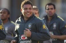Adeus el Fenomeno: 'nervous' Ronaldo to make Brazilian swansong tonight