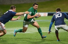 Four changes for Ireland U20s ahead of crucial JWC clash with Fiji