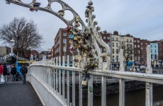Love Locks caused a Paris bridge rail to collapse... but why are they there?