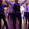 Irish groomsmen put on QUITE the show for ladies at wedding dinner