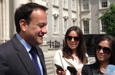 Video: Does Leo Varadkar want to be Minister for Health?