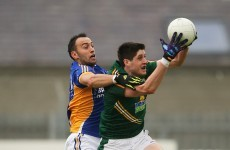 The cruciate curse continues - Conor Gillespie ruled out of 2014 for Meath