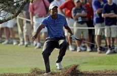 Tiger announces on Twitter that he's out of US Open