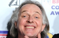 You have to see Rik Mayall's first and only tweet