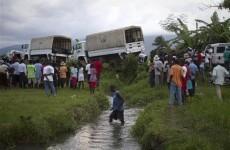 Haiti mudslides, rainstorms kill at least 13