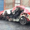 24-year-old due in court over hijacked taxi crash