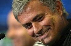 Mourinho: I was very close to taking the England job - but my wife told me not to