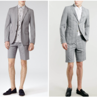 The 'Short Suit' for men is actually happening, and here's what it looks like