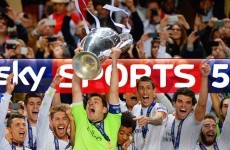 Sky Sports are launching a new channel dedicated to European football