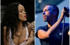 Are Rihanna and Chris Martin smooching?... it's The Dredge