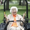 This woman had one wish for her 100th birthday... and she just got it