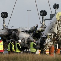 Victims in Cork air crash suffered head, chest and abdominal injuries on impact