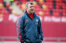 Foley eyeing 'big finals' in May despite fearsome Champions Cup opposition