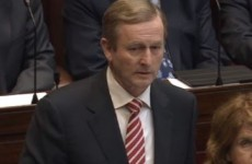 "Taoiseach: If we don't do this properly, Ireland's soul will lie ""in an unmarked grave"""