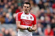 Cailean O'Boyle leaves Derry to start a 'new chapter' in America