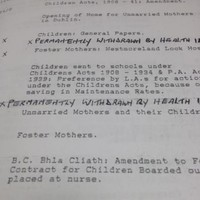 State files removed from National Archive following mother and baby home revelations