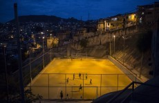 In pictures: having a game of astro is spectacular in Rio