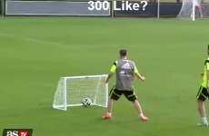 Check out Spain's incredible pre-World Cup tiki-taka training