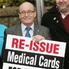 What makes someone eligible for a medical card?