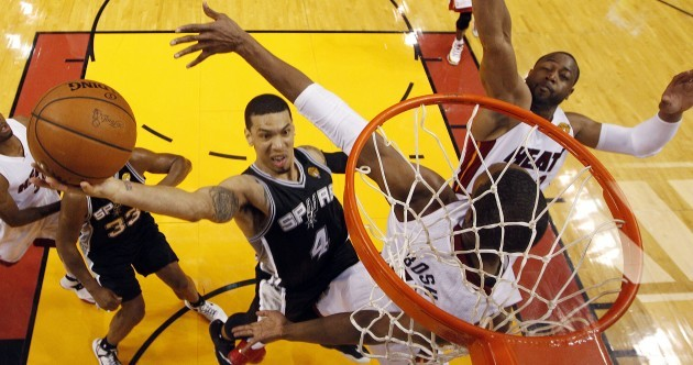 'Every shot went in' - The Spurs just couldn't stop scoring in Game 3 last night