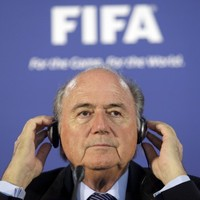 Sepp Blatter is going to ignore all the haters and declare his FIFA candidacy today