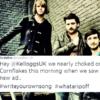 Kodaline think that Kellogg's new ad sounds VERY familiar