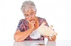 The income gap between older people is widening