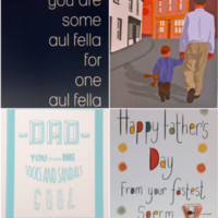 12 deadly Irish alternative Father's Day cards