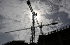 Irish construction output is on the way up, but house building is still down