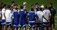 Pressure? What pressure? Leo Messi looks cool as a cucumber