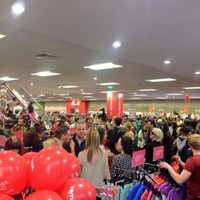 Mayhem in the Ilac Centre as new TK Maxx opens