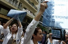 Greek unemployment hit record high in March – up 40pc on last year