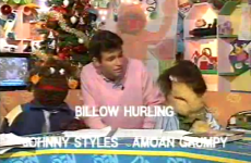 Remember Zig and Zag's amazing take on Eamon Dunphy and Johnny Giles?