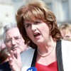 Joan Burton says the banking inquiry vote is good news for women in politics