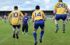 No sign of Podge but Sean Collins to start for Clare footballers