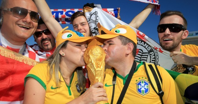 We'll Leave It There So: World Cup kick-off, Schmidt's eight changes and all today's sports