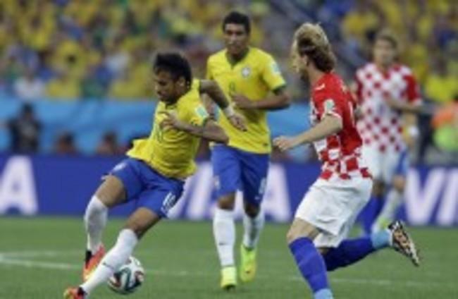 As it happened: Brazil v Croatia, World Cup 2014 opener